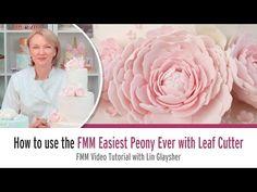 FMM Easiest Peony & Leaf Cutter