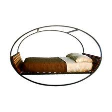 Rocking Canopy Bed