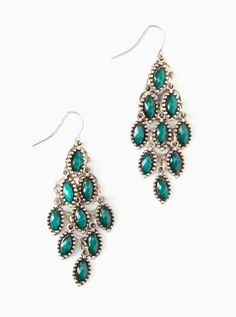 Cross Chandelier Earrings - $17.00 http://shopaberration.storenvy ...