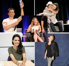 Top 11 des meilleurs moments de la Convention One Tree Hill à Montréal - Exclusivité HollywoodPQ | HollywoodPQ.com