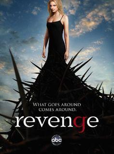 Revenge (season 1, 2, 3)