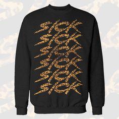 Stay Sick Clothing - Cheetah Crewneck $24.99