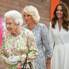 Duchess Of Cornwall, Duchess Of Cambridge, Camilla Parker Bowles, Elisabeth Ii, British Royal Families, Royal Queen, Her Majesty The Queen, Royal Life, Duchess Kate