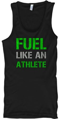 Fuel like an Athlete with Herbalife 24   Teespring  I love the back of this tank top!  http://www.teespring.com/fuelh24