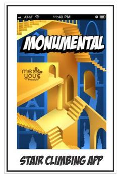 App Review: Monumental – Perfect for Stair Climbing - - Pinned by @PediaStaff – Please Visit http://ht.ly/63sNt for all our pediatric therapy pins