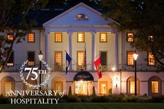 Williamsburg Inn 75 Years of Southern Hospitality