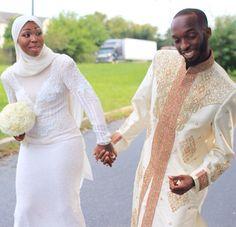 New Wedding Dresses Hijab Muslim Couples Fundraising Ideas Bridal Hijab, Hijab Bride, Niqab, Islam Marriage, Cute Muslim Couples, Muslim Brides, New Wedding Dresses, Modest Wedding, Wedding Couples