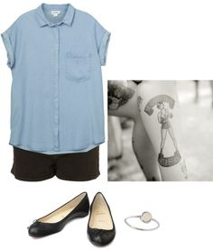 """Sin título #53"" by maybevintage on Polyvore"