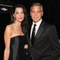 The Clooneys Handed Out Headphones on a Recent Flight with Their Twins  Just in Case
