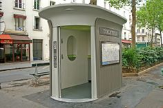 public toilets in france | Recent Photos The Commons Getty Collection Galleries World Map App ...