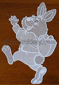 free standing lace tutorials @S-embroidery.com