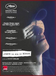 It's Only the End of the World (Juste la fin du monde) - Cineuropa Xavier Dolan, Vincent Cassel, Marion Cotillard, Gaspard Ulliel, Film D, Cinema Film, Great Films, Good Movies, Film 2016