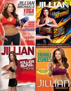 Paket Hemat senam bersama Jillian Michaels #3