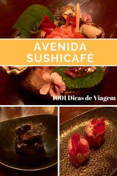 Review do restaurante Avenida SushiCafé em Lisboa, Portugal | 1001 Dicas de Viagem