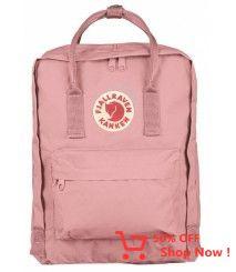 Shop your Kanken bag or backpack from the official Fjallraven online store. We have Kanken mini, re-Kanken and the original, iconic Kanken bag Mochila Kanken, Fjällräven Kanken, Kånken Rucksack, Kanken Backpack, Pink Kanken, Fjallraven, Popular Backpacks, Waterproof Backpack, Unisex