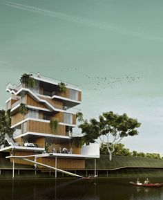 Microhousing/Macropossibilities | A43 Arquitectura | Bustler