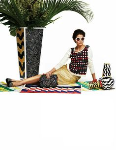 Duro Olowu for JCPenney Lookbook