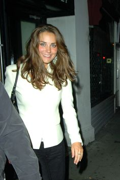 Young Kate Middleton partying: 28 throwback photos of the Duchess of Cambridge's clubbing days Kate Middleton Outfits, Kate Middleton Style, Kate Middleton Young, Kate Middleton Photos, Prince William And Kate, William Kate, King William, Princesse Kate Middleton, Jenny Packham Dresses