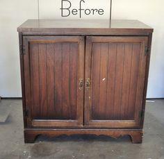 How to paint furniture. #furniture #how-to #paint