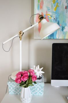 Tatiana's Delights - 7 affordable Ikea products that will give your home a little extra something - The RANARP work lamp
