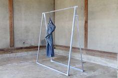 オーダーHANGERハンガーラック工業アイアン店舗什器アンティーク Antique wood hanger ¥40950yen 〆04月17日