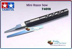 Tamiya 74018 Mini Razor Saw
