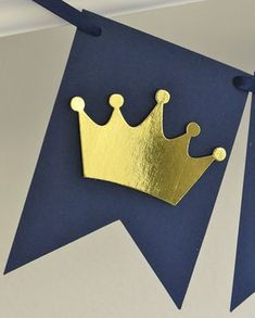 Happy Birthday Crown, Prince Birthday Party, Happy Birthday Signs, Baby Boy Birthday, Princess Birthday, Princess Party, Birthday Crowns, Princess Crowns, Disney Princess