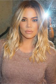 Khloe Kardashian's haircut is perfect for girls who don't want to go short. See her updated lob and why we're loving it