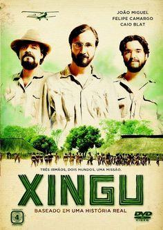 Xingu (2012) | Blog Almas Corsárias.