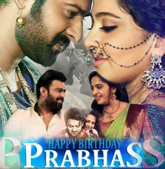 """Read more about Prabhas' look in 'Saaho' revealed on his birthday on Business Standard. """"Baahubali"""" star Prabhas, who turned 38 on Monday, gave his fans a gift -- the first look poster of multi-lingual action film """"Saaho"""". 38th Birthday, Happy Birthday, Prabhas Pics, Hd Photos, Dj Songs List, Darling Movie, Prabhas And Anushka, Prabhas Actor, Most Handsome Actors"""
