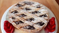 Pastiera Napoletana al cioccolato di Sal De Riso ricetta facile e buonis...