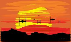 'Awaken' Photographic Print by floresarts Star Wars Painting, Cd Art, Acrylic Painting Canvas, Canvas Art, Tie Fighter, Art Walk, Star Wars Art, Disney Art, Art Prints