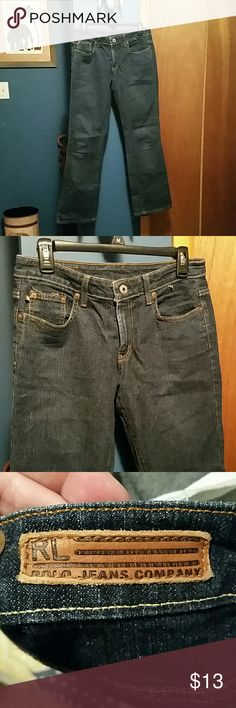 Ralph Lauren Polo jeans In brand new condition. Stretch, lowrise, bootcut* Polo by Ralph Lauren Jeans Boot Cut