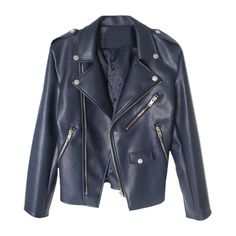 Song Leather jacket (225 AUD) ❤ liked on Polyvore featuring outerwear, jackets, modekungen, coats & jackets, genuine leather jackets, real leather jackets, 100 leather jacket and leather jackets