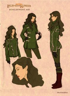 Asami Development Art