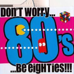 Friday flashback: The eighties