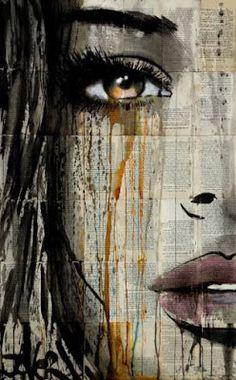 Arte Pop, Jungle Art, Jungle Drawing, Newspaper Art, Portrait Art, Portraits, Art Paintings, Famous Artists Paintings, Amazing Art