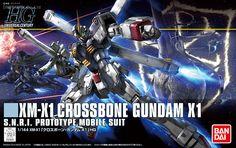 HGUC 1/144 XM-X1 Crossbone Gundam X1: UPDATE Box Art, Official Images, Info Release http://www.gunjap.net/site/?p=211352