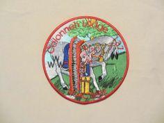 Texas Boy Scout OA Colonneh Lodge 137 J15 NOAC 2002 Jacket Patch Tough   eBay