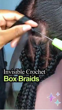 Braids Hairstyles Pictures, Twist Braid Hairstyles, African Braids Hairstyles, Braided Hairstyles, Best Braid Styles, Curly Hair Styles, Natural Hair Styles, Box Braids, Protective Hairstyles For Natural Hair