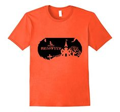 730ec4fc89b Rie's Tees · Halloween T-shirts · Wear our spooky haunter house t-shirt to  a party, pumpkin patch, fall