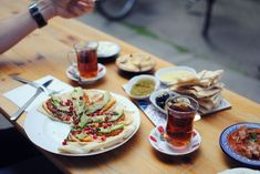 Mahalle, libanesisk café, Birkegade 6, Nørrebro