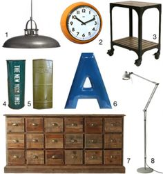 The perfect industrial touches