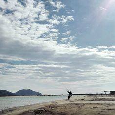 #kitesurf #kiteday #kiteboy #greece  #north