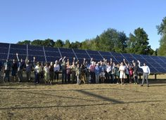 Clean Energy Collective announced this week that a deal has been finalized to build Vermont's second community #solar array in Alburg to serve Vermont Electric Cooperative (VEC) customers. http://easycleanenergy.com/cecblog/index.php/clean-energy-collective-brings-community-solar-to-vermont-electric-co-op/