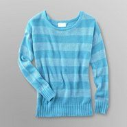 Dream Out Loud by Selena Gomez Junior's Sparkle Striped Sweater at Kmart.com