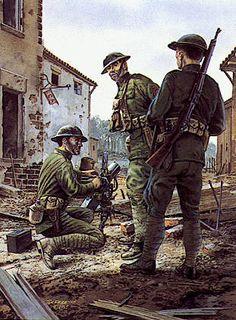 US Marines, France 1917!