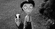 Frankenweenie. 2012. USA. Directed by Tim Burton