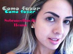 Aprenda a fazer sobrancelhas de henna passo a passo - Site de Beleza e Moda