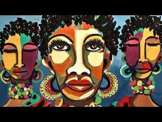 African Traditional Music Instrumental - Amazing Folk Drums for Relax Study & Ambience - YouTube